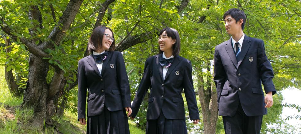 倉敷高等学校制服画像
